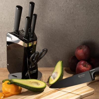 Knife set 7pcs EB-920