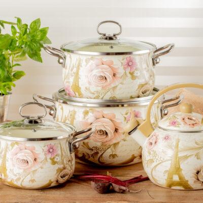 Cookware set 7 pcs EB-1842