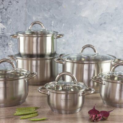 Cookware set 12pcs EB-4000