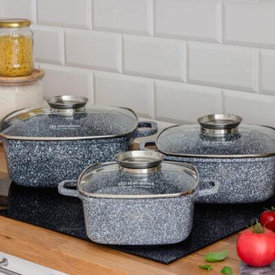 Cookware set 6pcs EB-8030