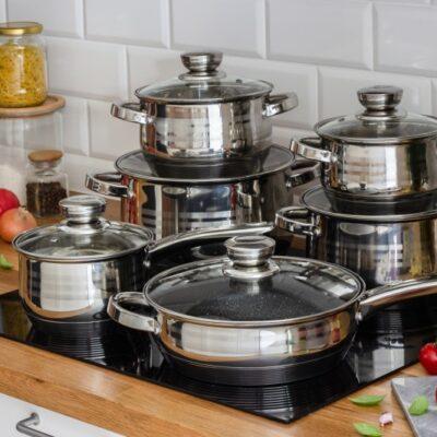 Cookware set 12pcs EB-9999M