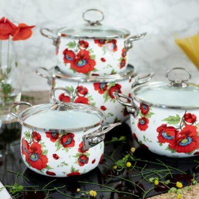 Cookware set 7pcs EB-1830