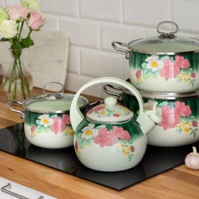 Cookware set 7 pcs EB-1838