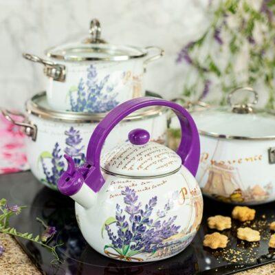 Cookware set 7pcs EB-1861