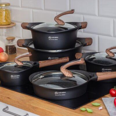 Cookware set 10pcs EB-9187