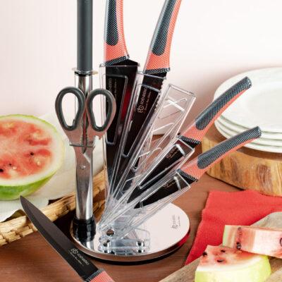 Knife set 8pcs EB-952