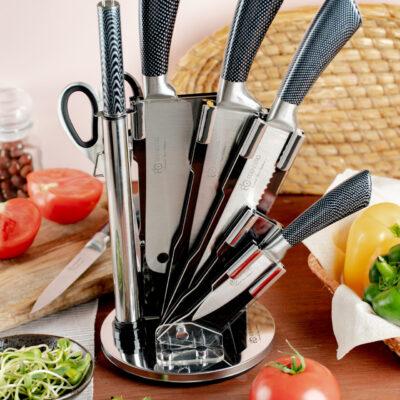 Knife set 8pcs EB-919