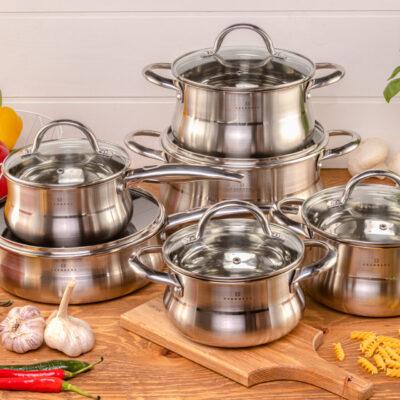Cookware set 12pcs EB-2402