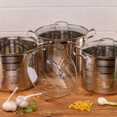 Cookware set 6pcs EB-535