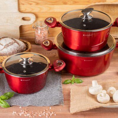 Cookware set 6pcs EB-7421