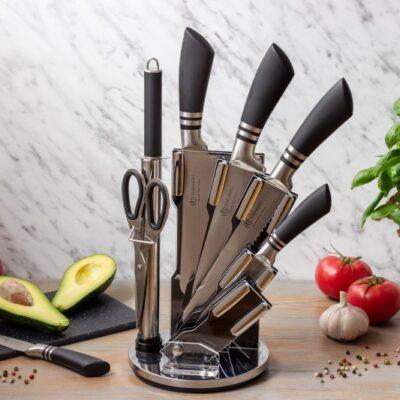 Knife set 8pcs EB-905