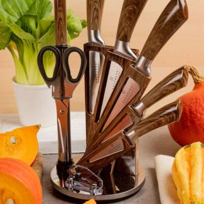 Knife set 8-pcs EB-962