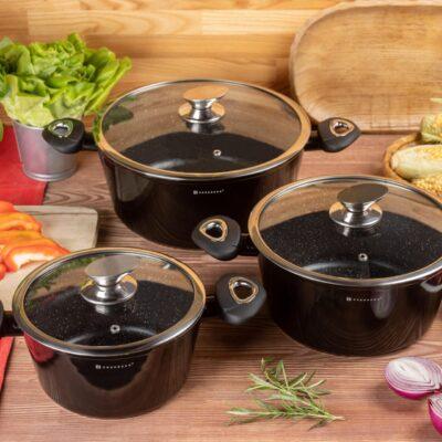 Cookware set 6pcs EB-7423