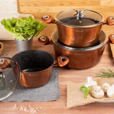 Cookware set 6pcs EB-7422