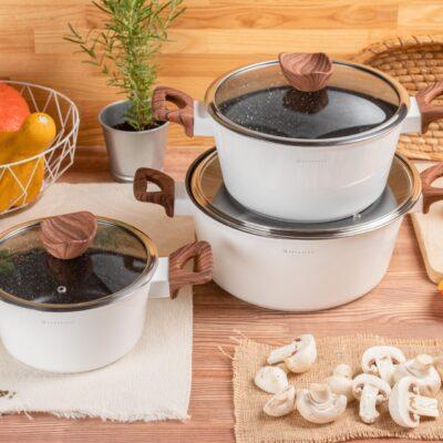 Cookware set 6pcs EB-7424
