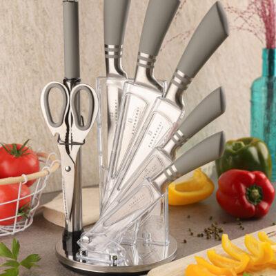 Knife set 8-pcs EB-908