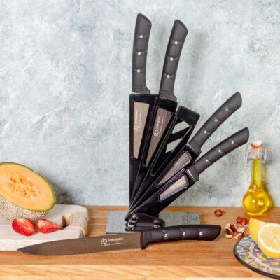 Knife set 6pcs EB-925