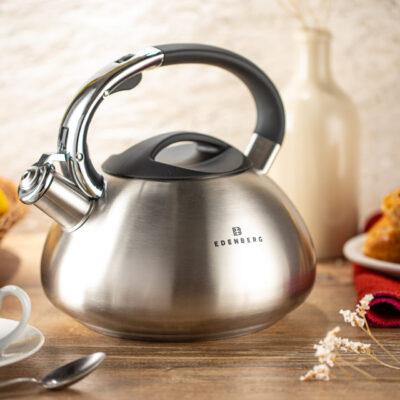 Whistling kettle 3.0l EB-1400