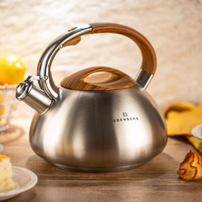 Whistling kettle 3.0l EB-1400W