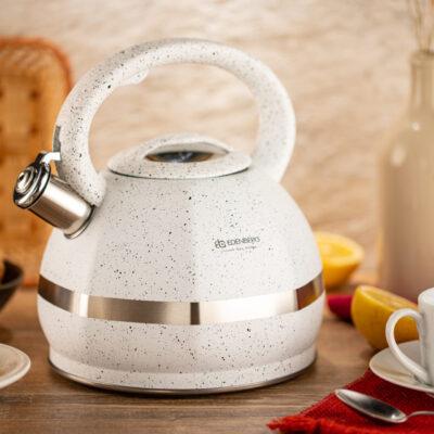Whistling kettle 3.0l EB-2475