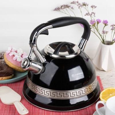 Whistling kettle 3.0l EB-1989