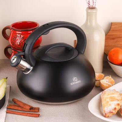 Whistling kettle 3.0l EB-8804