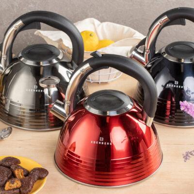 Whistling kettle 3.0l EB-8832
