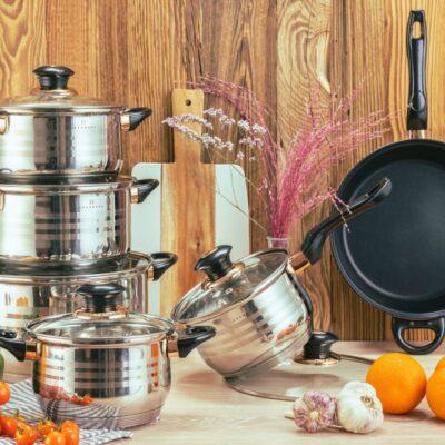 Cookware set 12pcs EB-1141